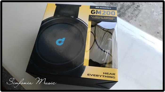 Headphone GM 200