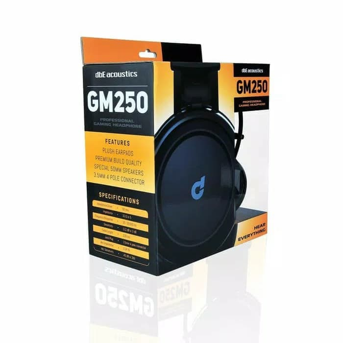 Headphone GM 250