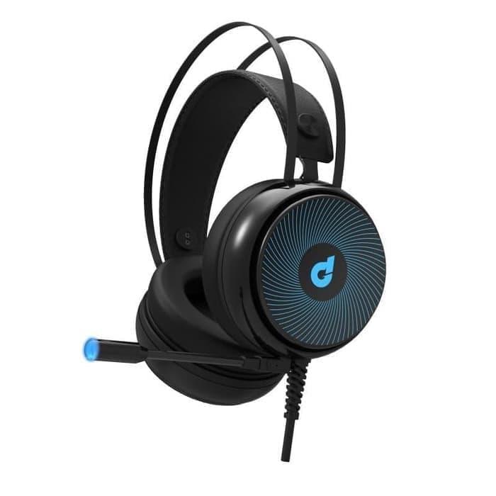 dbE GM180 7.1 Virtual Surround Gaming Headphone USB